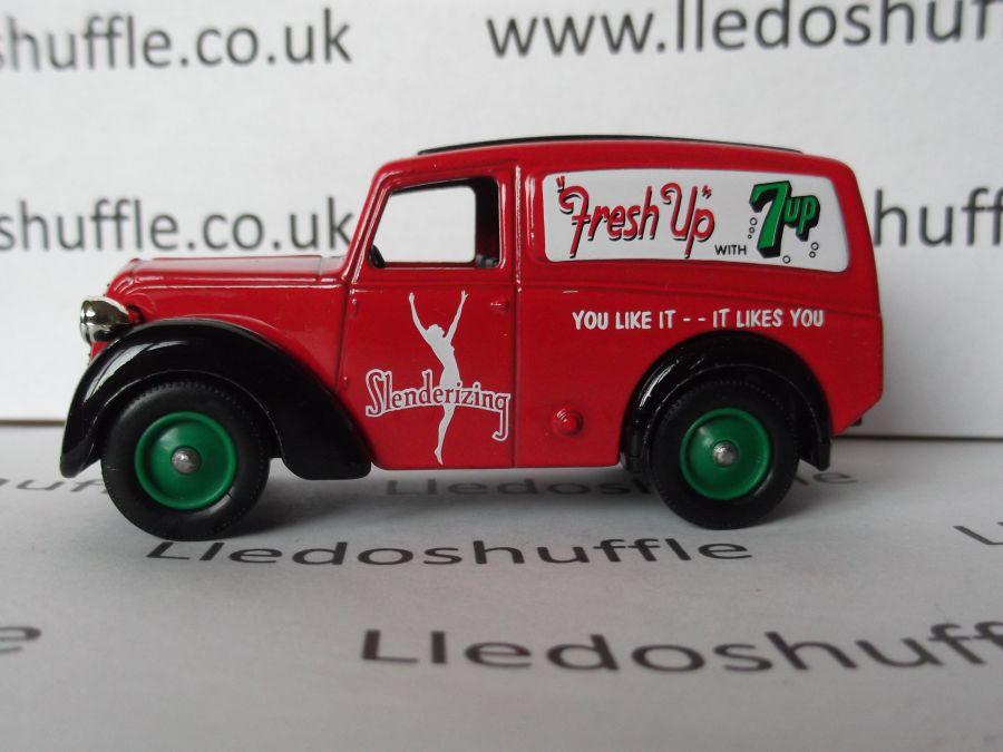 DG58012, Morris Z Van, 7 Up