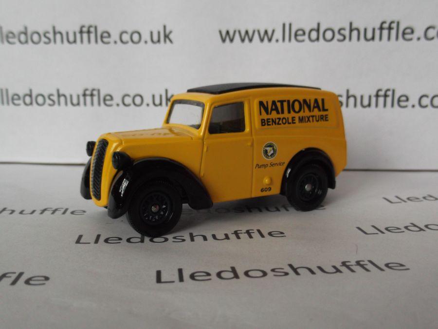 DG58017, Morris Z Van, National Benzole Mixture
