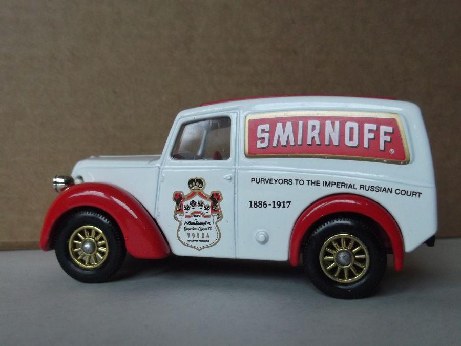 DG58018, Morris Z Van, Smirnoff Vodka