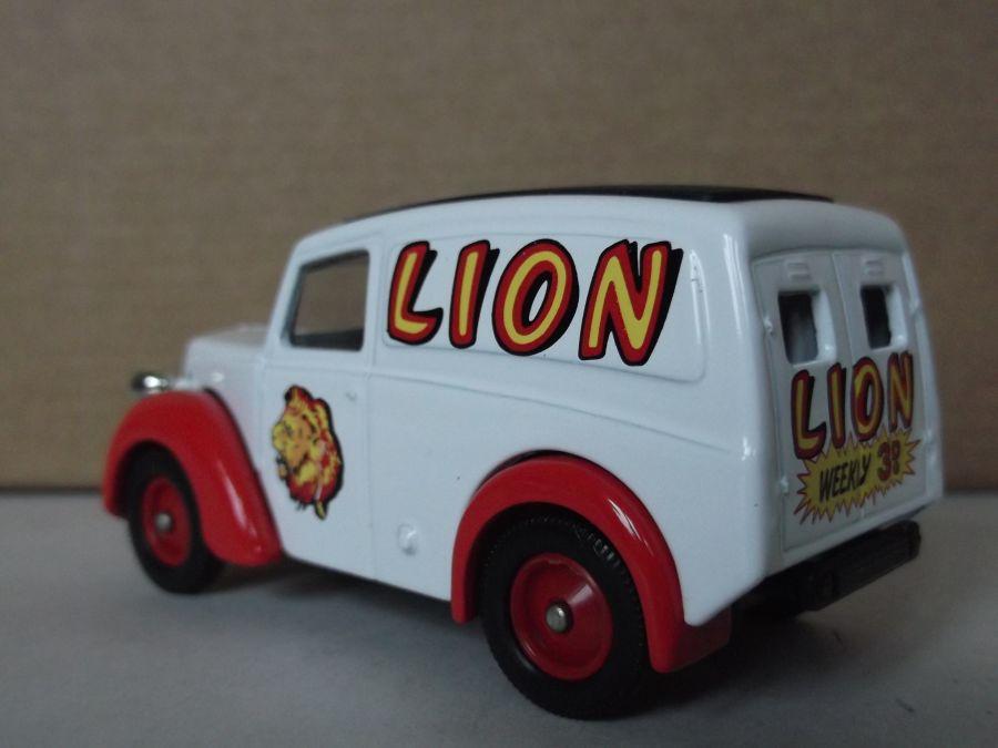 DG58022, Morris Z Van, Lion