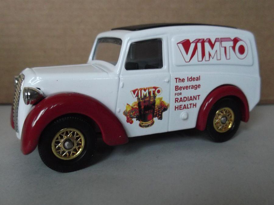 DG58024, Morris Z Van, Vimto