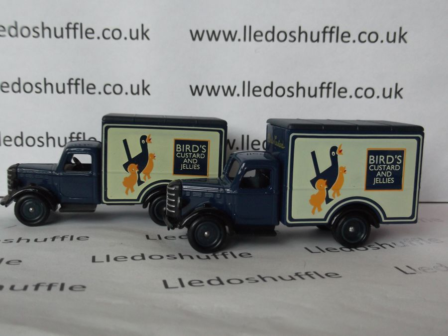 DG59000, Bedford 30cwt Truck, Birds Custard