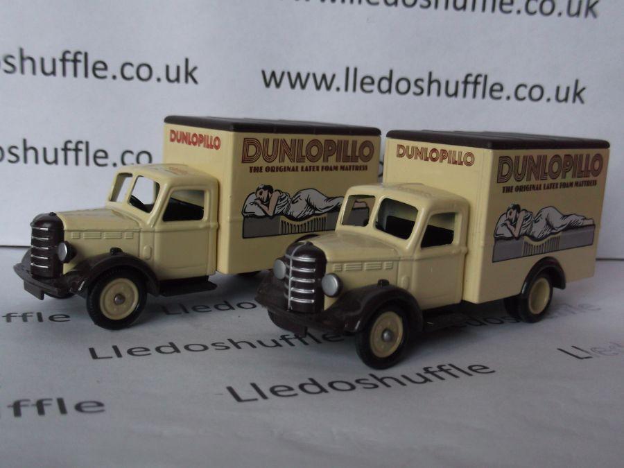 DG59002a, Bedford 30cwt Truck, Dunlopillo