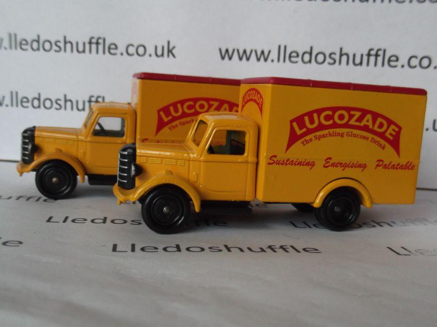 DG59004, Bedford 30cwt Truck, Lucozade