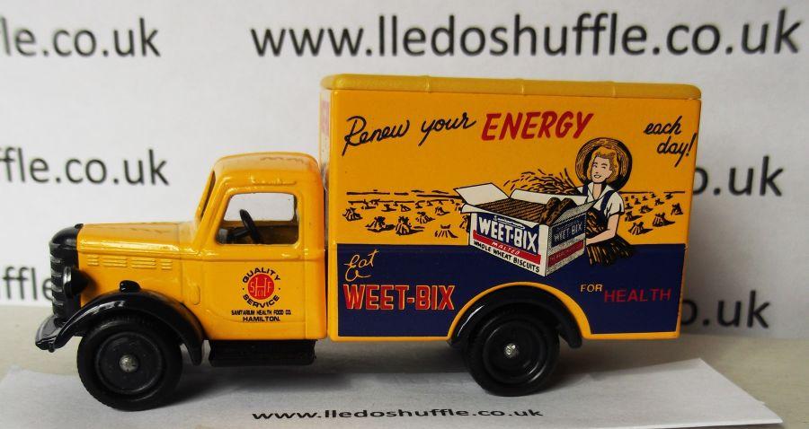 DG59008, Bedford 30cwt Truck, Weet-Bix