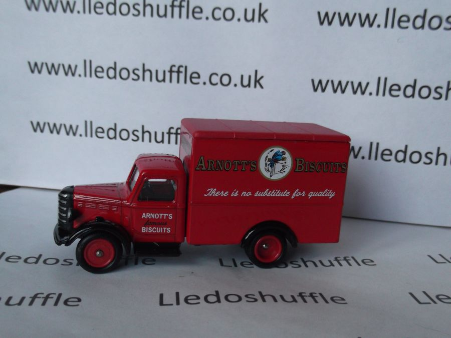 DG59011, Bedford 30cwt Truck, Arnotts Biscuits