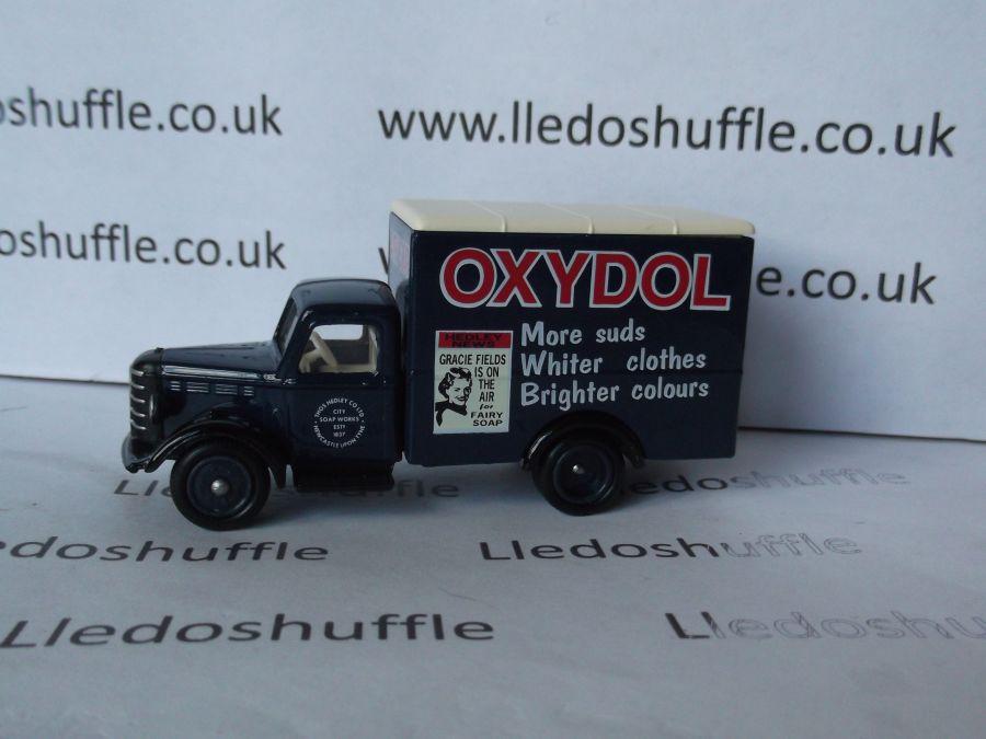 DG59012, Bedford 30cwt Truck, Oxydol Soap Powder