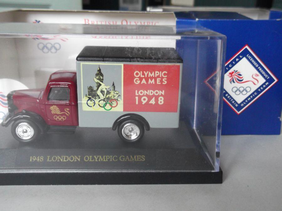 DG59024, Bedford 30cwt Truck, British Olympics, 1948 London Olympic Games