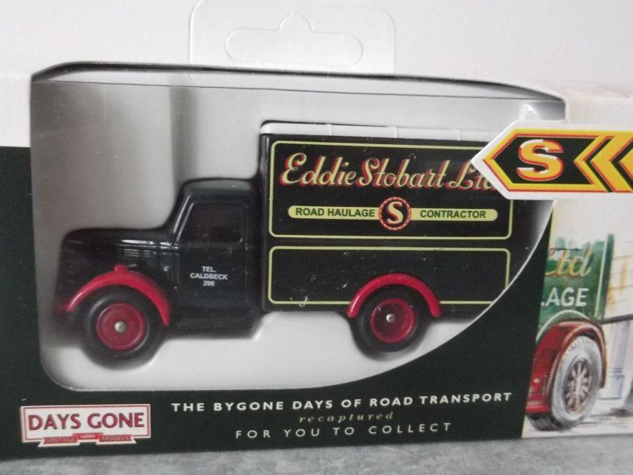 DG59029, Bedford 30cwt Truck, Eddie Stobart