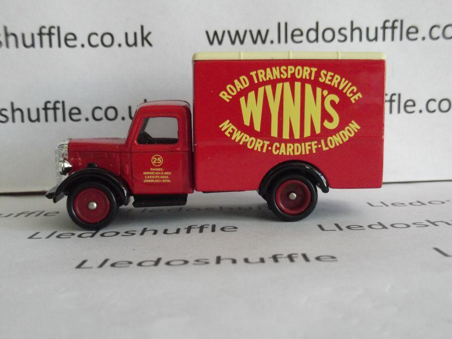 DG59030, Bedford 30cwt Truck, Wynns