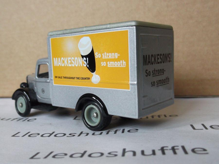 DG59031, Bedford 30cwt Truck, Mackeson