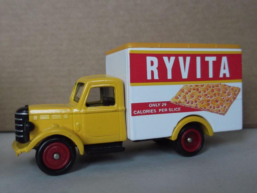 DG59035, Bedford 30cwt Truck, Ryvita