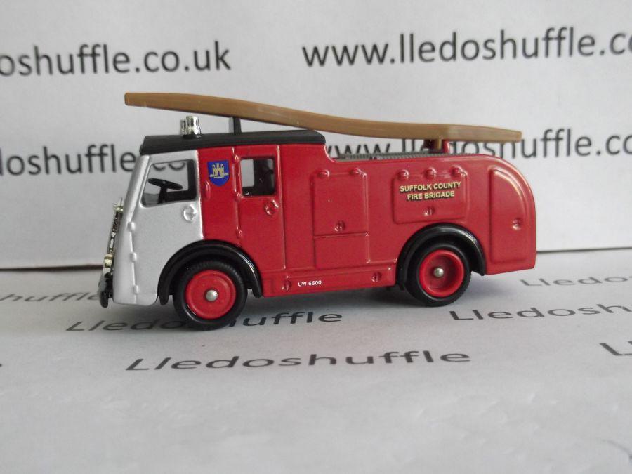 DG60015, Dennis F8 Fire Engine, Suffolk County Fire Brigade