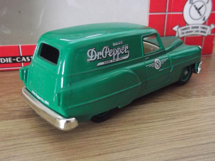 DG61006, Pontiac Delivery Van, Dr Pepper