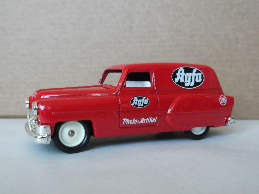 DG61007, Pontiac Delivery Van, Agfa Films