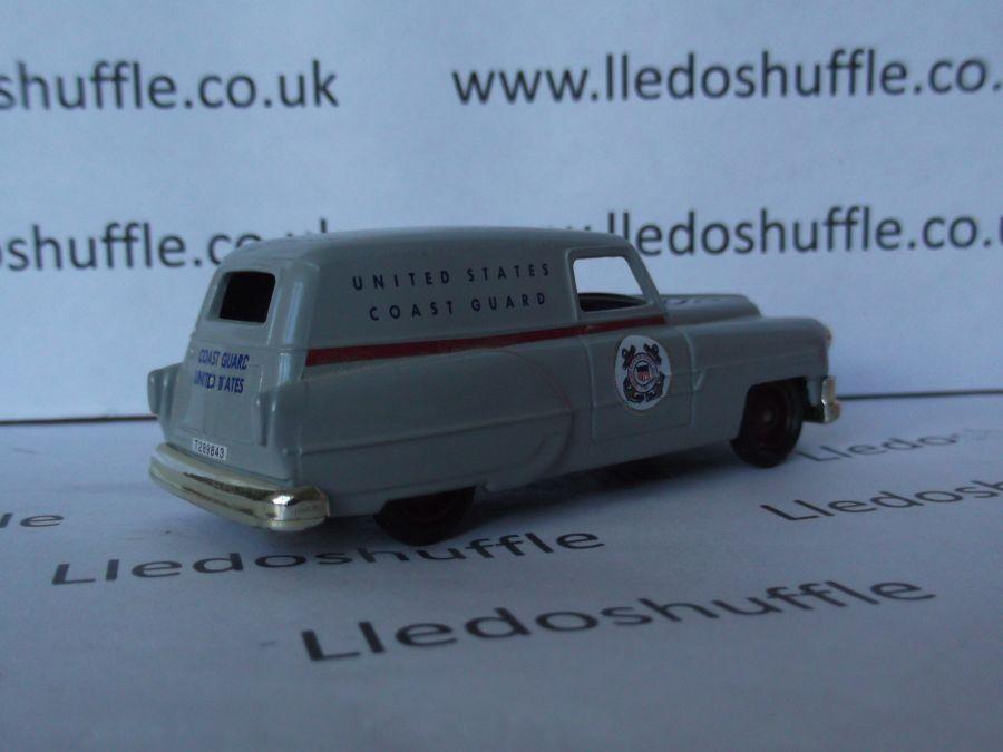 DG61009, Pontiac Delivery Van, US Coastguard
