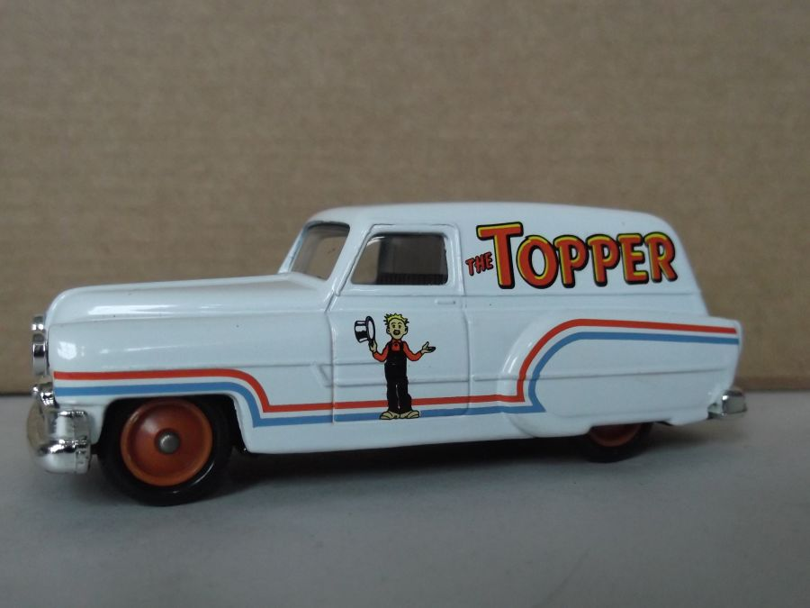 DG61011, Pontiac Delivery Van, The Topper