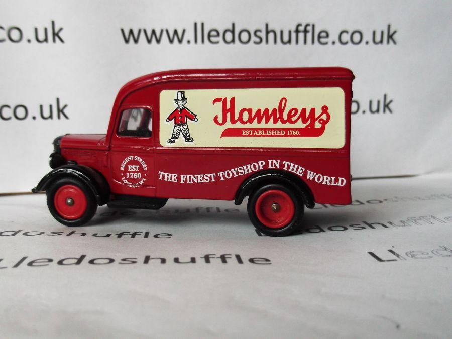 DG63004, Bedford 30cwt Delivery Van, Hamleys