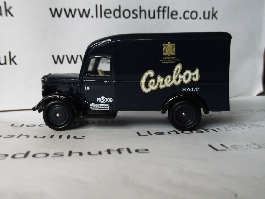 DG63005, Bedford 30cwt Delivery Van, Cerebos Salt