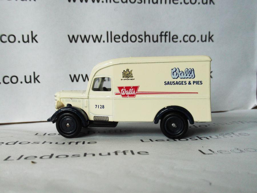 DG63006, Bedford 30cwt Delivery Van, Wall's Sausages