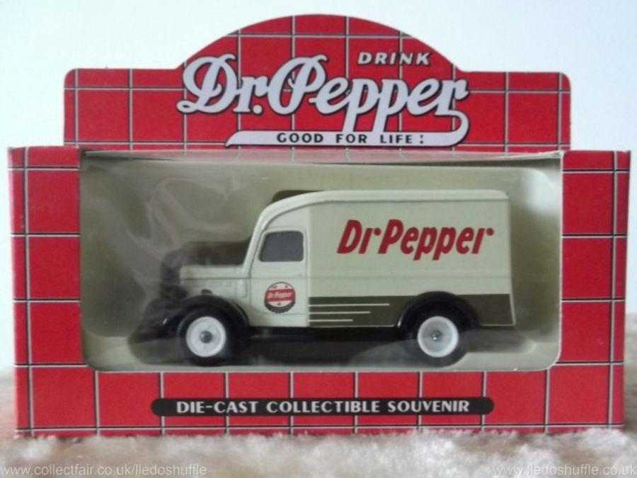 DG63011, Bedford 30cwt Delivery Van, Dr Pepper