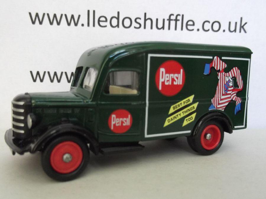 DG63012, Bedford 30cwt Delivery Van, Persil