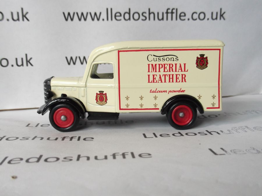 DG63018, Bedford 30cwt Delivery Van, Cussons Imperial Leather