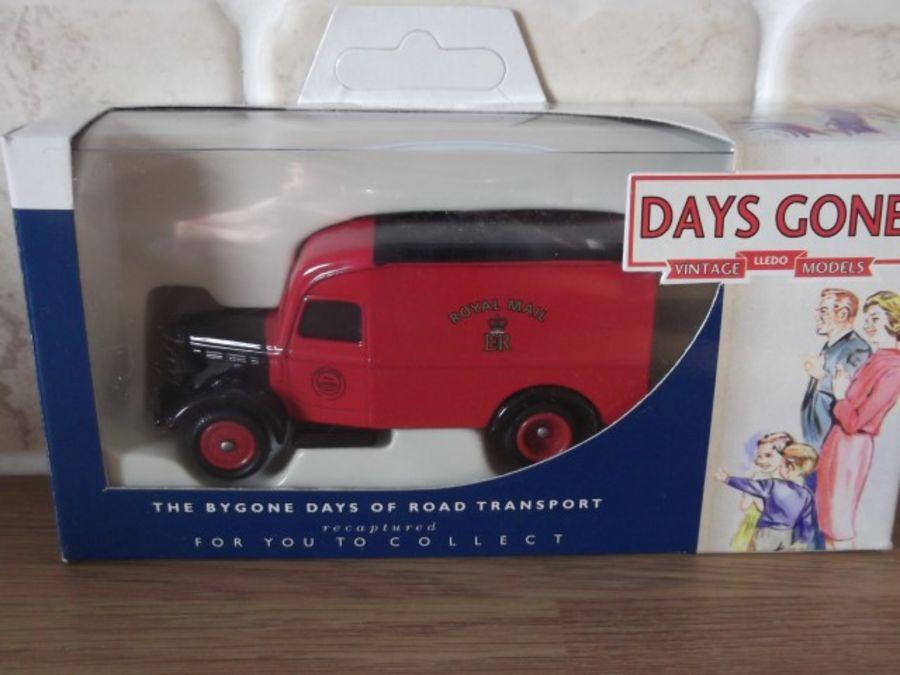 DG63023, Bedford 30cwt Delivery Van, Royal Mail