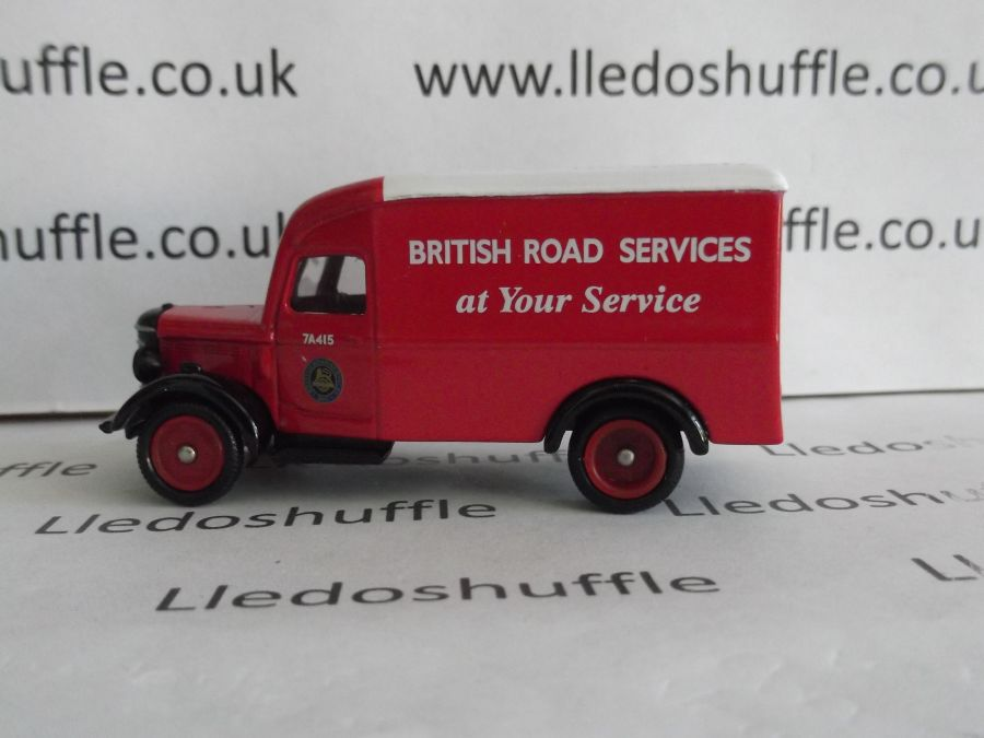 DG63025, Bedford 30cwt Delivery Van, British Road Services