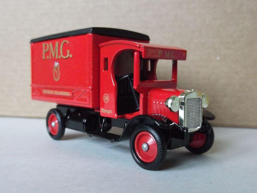 DG66001, Dennis Delivery Van, PMG, Australia Post