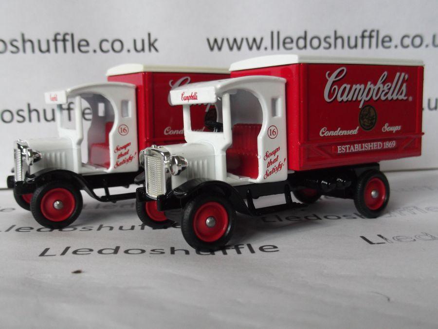 DG66003, Dennis Delivery Van, Campbells Soup