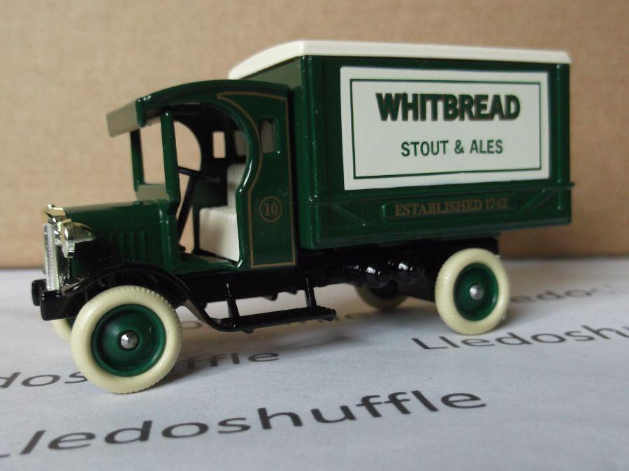 DG66008, Dennis Delivery Van, Whitbread Stout & Ales