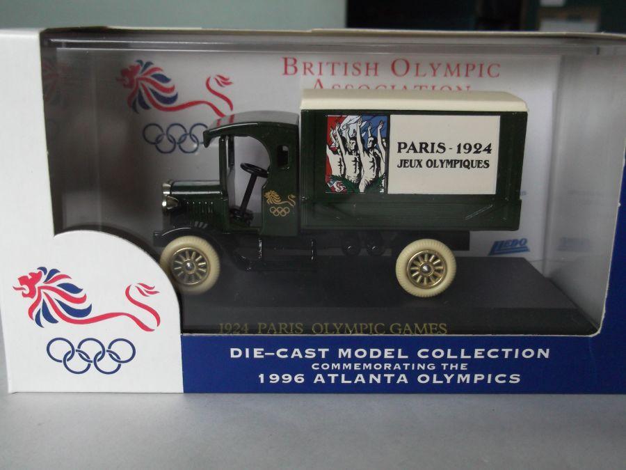 DG66010, Dennis Delivery Van, British Olympic Team, Paris 1924