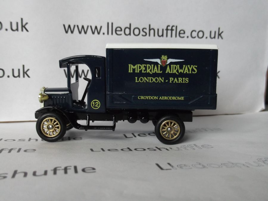 DG66012, Dennis Delivery Van, Imperial Airways