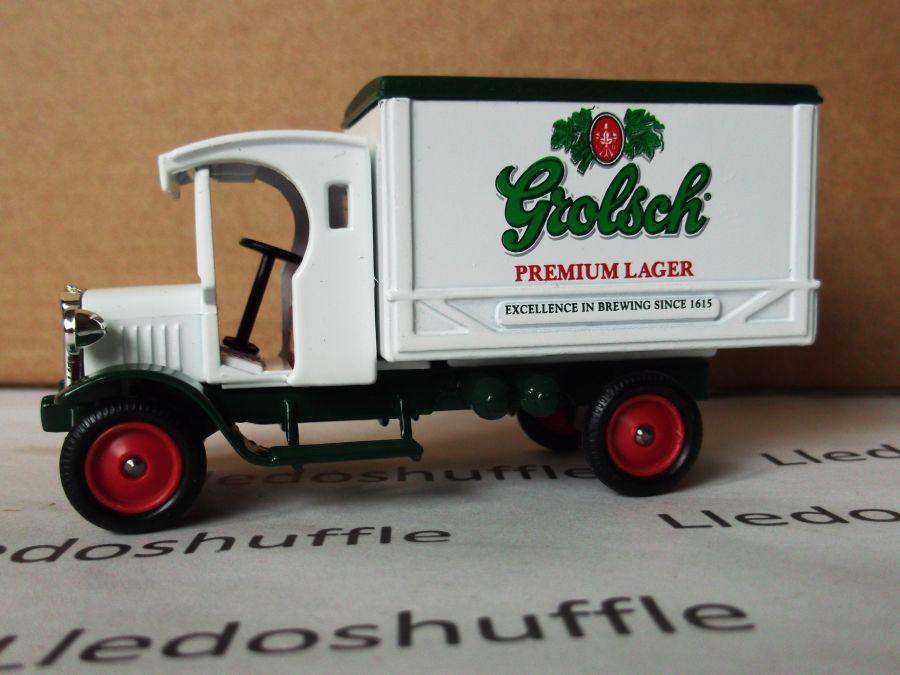 DG66017, Dennis Delivery Van, Grolsch
