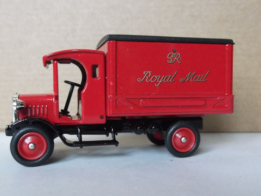 DG66020, Dennis Delivery Van, Royal Mail