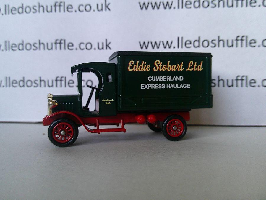 DG66025, Dennis Delivery Van, Eddie Stobart