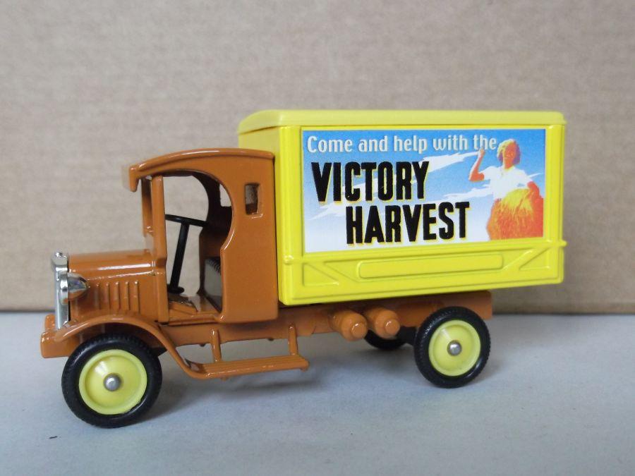 DG66031, Dennis Delivery Van, Victory Harvest