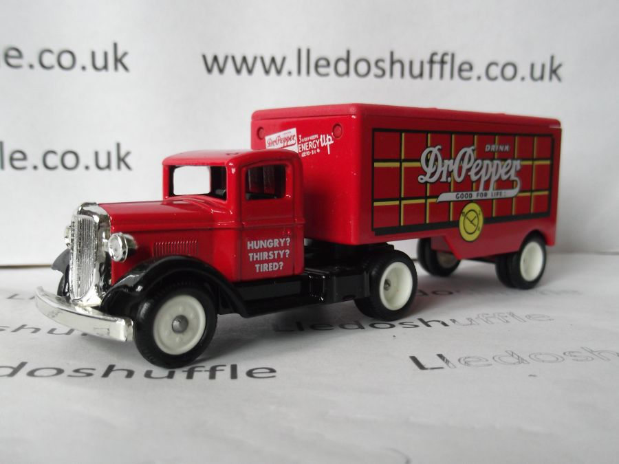 DG67004, Ford Articulated Truck, Dr Pepper