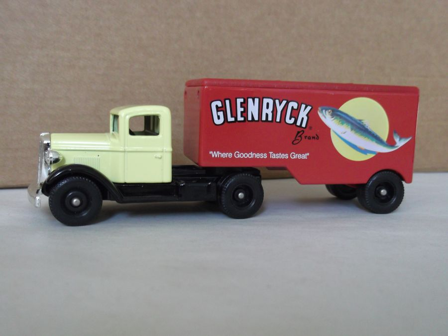 DG67012, Ford Articulated Truck, Glenryck