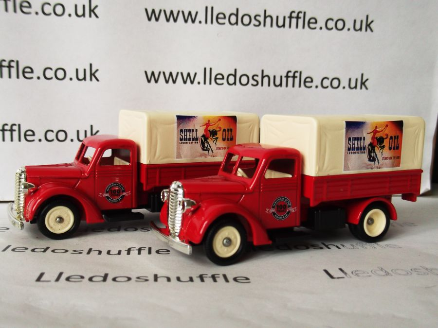 DG70003, Ford Canvas Back Truck, Shell, 100 years of Motoring
