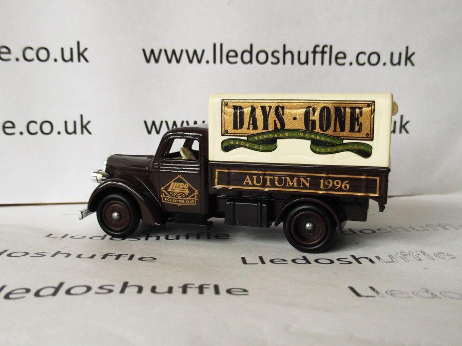 DG70005, Ford Canvas Back Truck, Club Autumn 1996