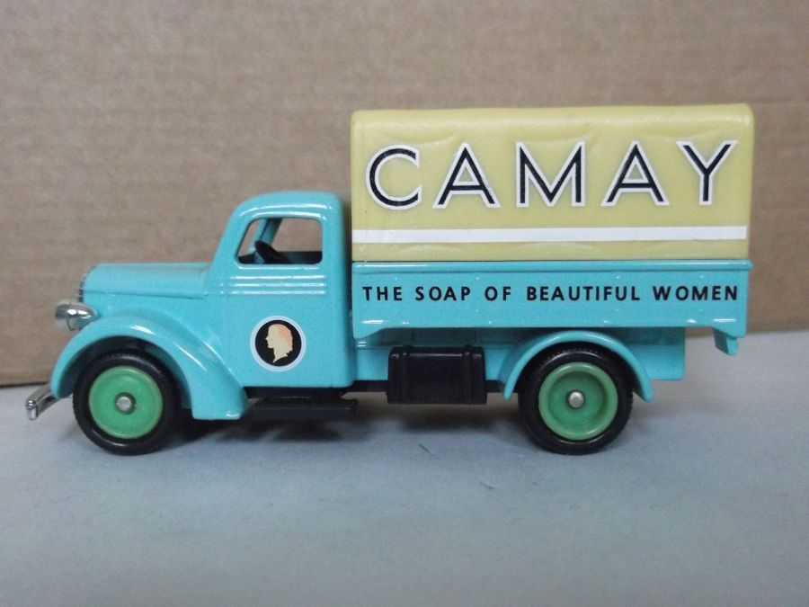 DG70008, Ford Canvas Back Truck, Camay Soap