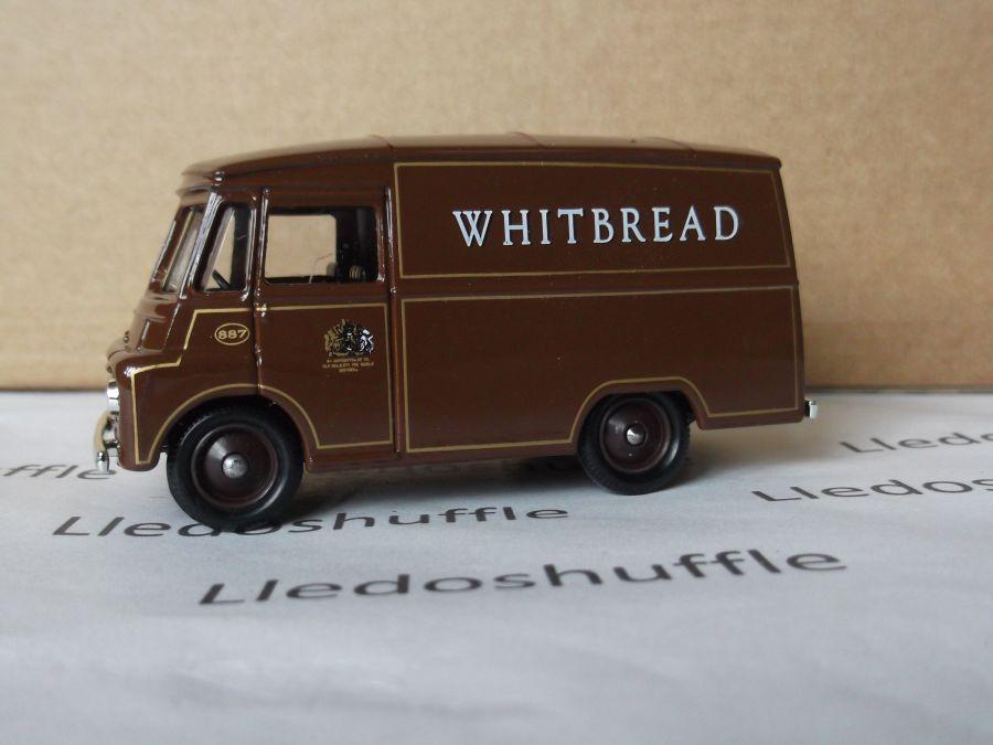 DG71013, Morris LD150 Van, Whitbread