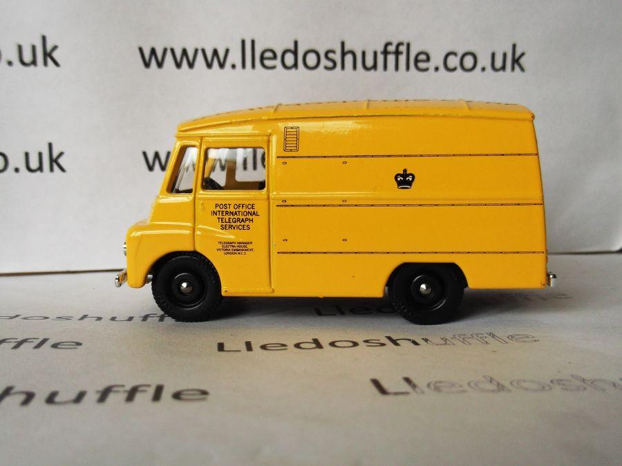 DG71016, Morris LD150 Van, Post Office Telegraph