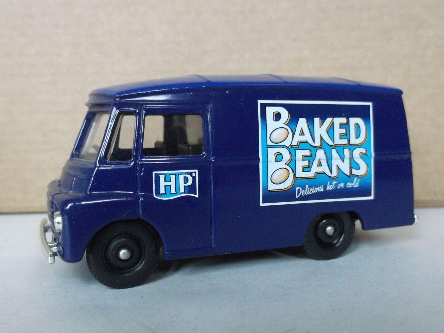 DG71023, Morris LD150 Van, HP Baked Beans