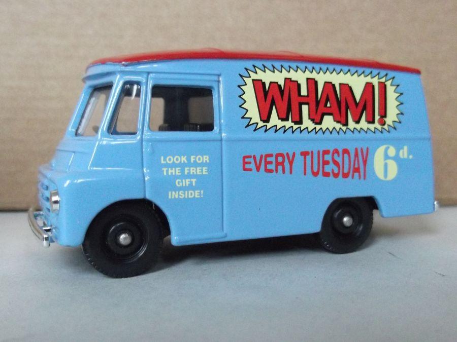 DG71024, Morris LD150 Van, Wham