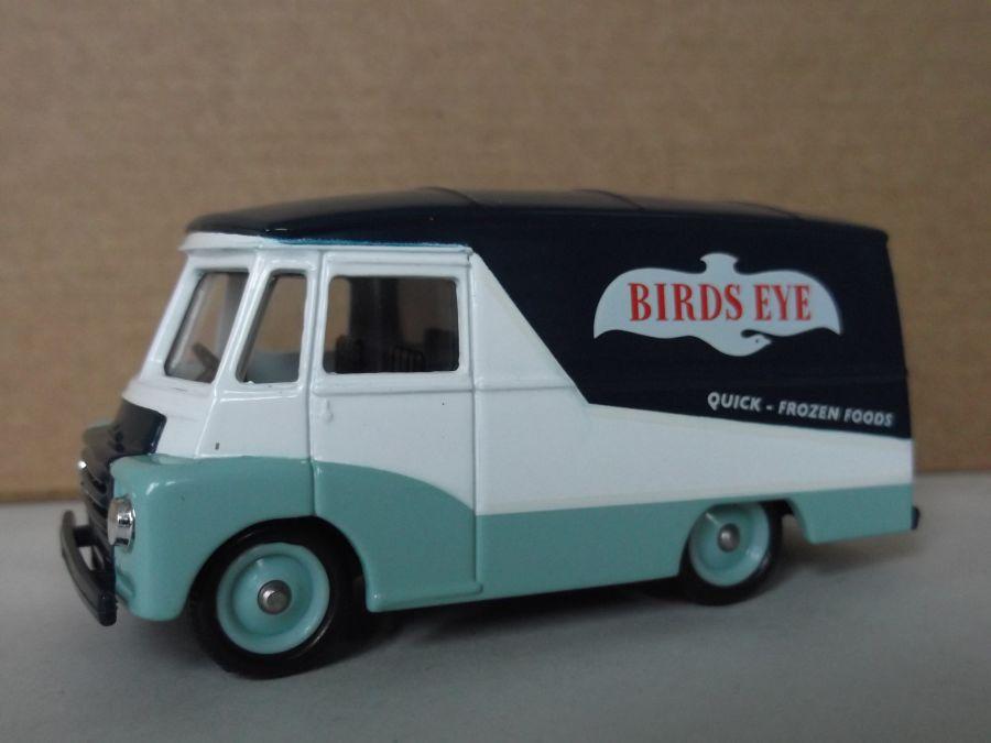 DG71036, Morris LD150 Van, Birds Eye Frozen Foods