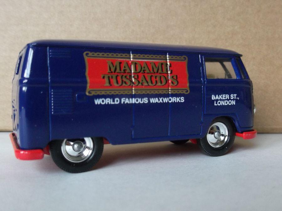 DG73013, VW Volkswagen Transporter Van, Madame Tussauds