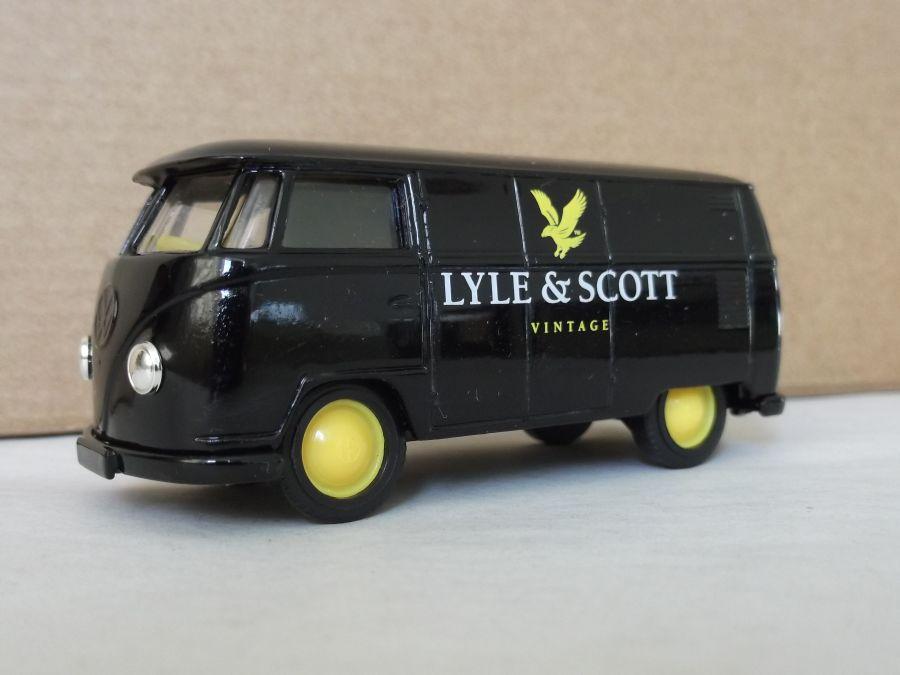 DG73018, VW Volkswagen Kombi Transporter Van, Lyle & Scott